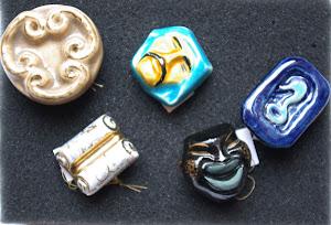 bagues en céramique