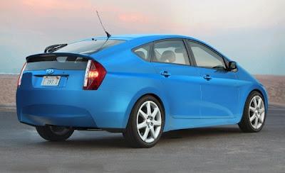 The Car Enthusiast Online: 2010 Toyota Prius