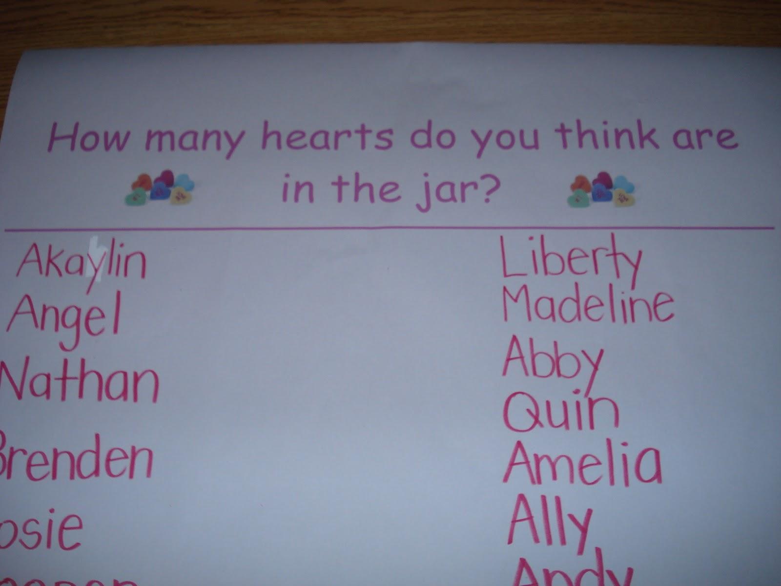 Mrs Kimbrell S Kindergarten Valentine S Activities