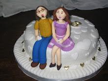 antes de casamento...o niovado
