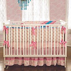 Modern Furniture Crib Bed
