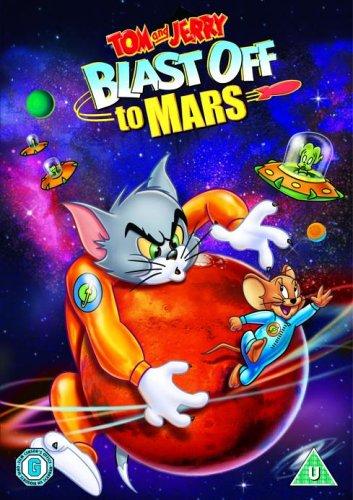 Cranky Movie: Tom & Jerry: Blast Off to Mars