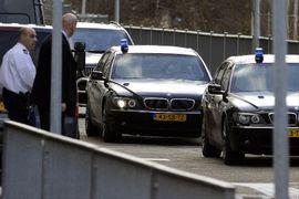 Geert Wilders — armored column