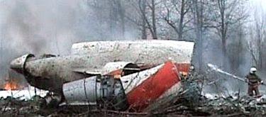 Polish plane crash, Smolensk