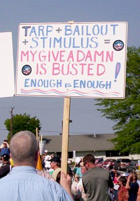 Tea Party Tax Day 2010 #2