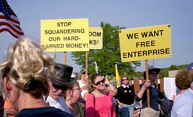 Tea Party Tax Day 2010 #5
