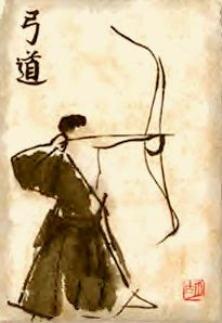 Japanese bow