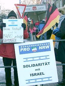 Solidarity with Israel