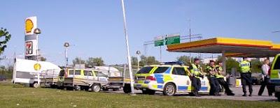 Malmö: Herrgården police
