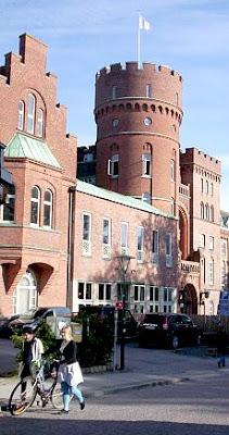 Lund University: Tower