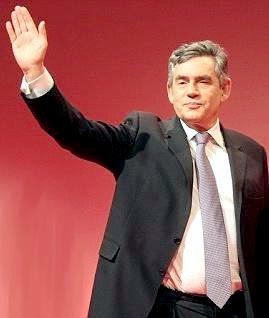 Gordon Brown, Nazi!