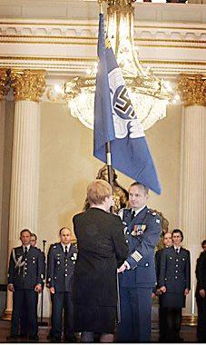 Nazi Finland!