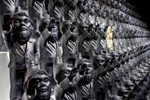 Nazi gnomes!