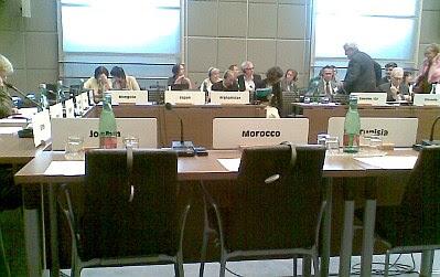 OSCE seats