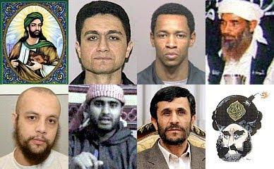 Mohammeds, various
