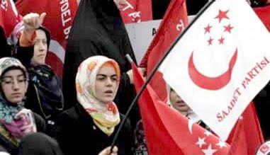 Turkish demonstration