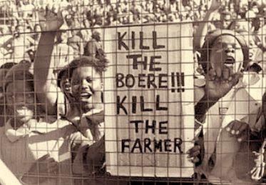Kill the Boere!