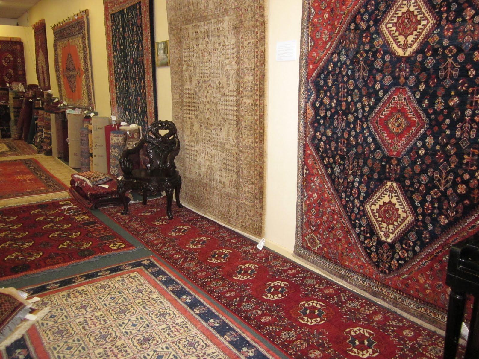 Ing Your Oriental Rug