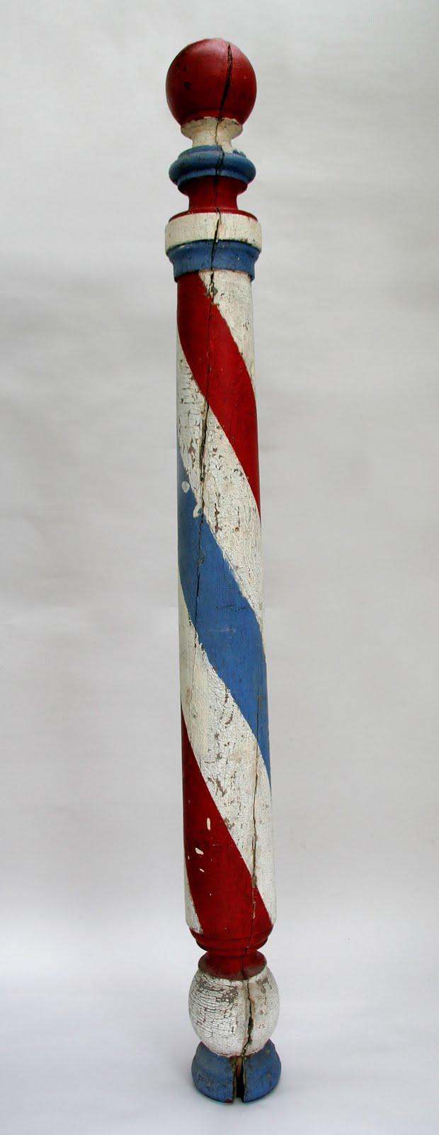 take a look: barbers' poles