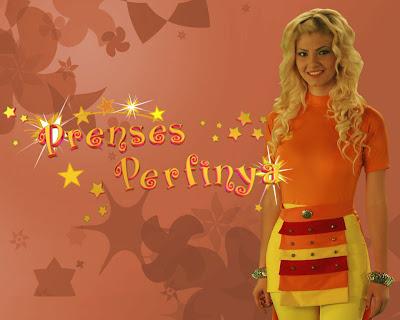 Prenses Perfinya Duvar Ka��d�