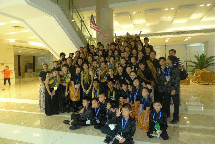 宽中合唱团 Foon Yew Choir: 七月 2010