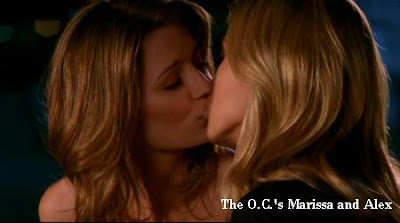 Busty lesbians kissing have hit