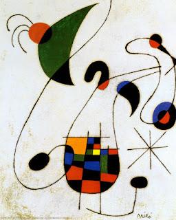 Joan Miró: Cantante Melancólico - photo#50