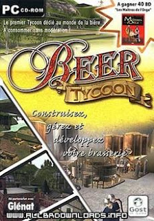 Beer Tycoon PC DVD