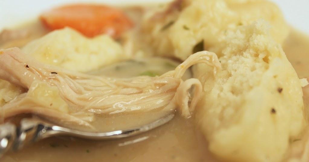 America S Test Kitchen Chicken And Dumplings