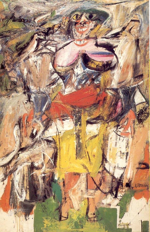 SECRETFORTS Girl Talk Willem de Kooning on Painting Women