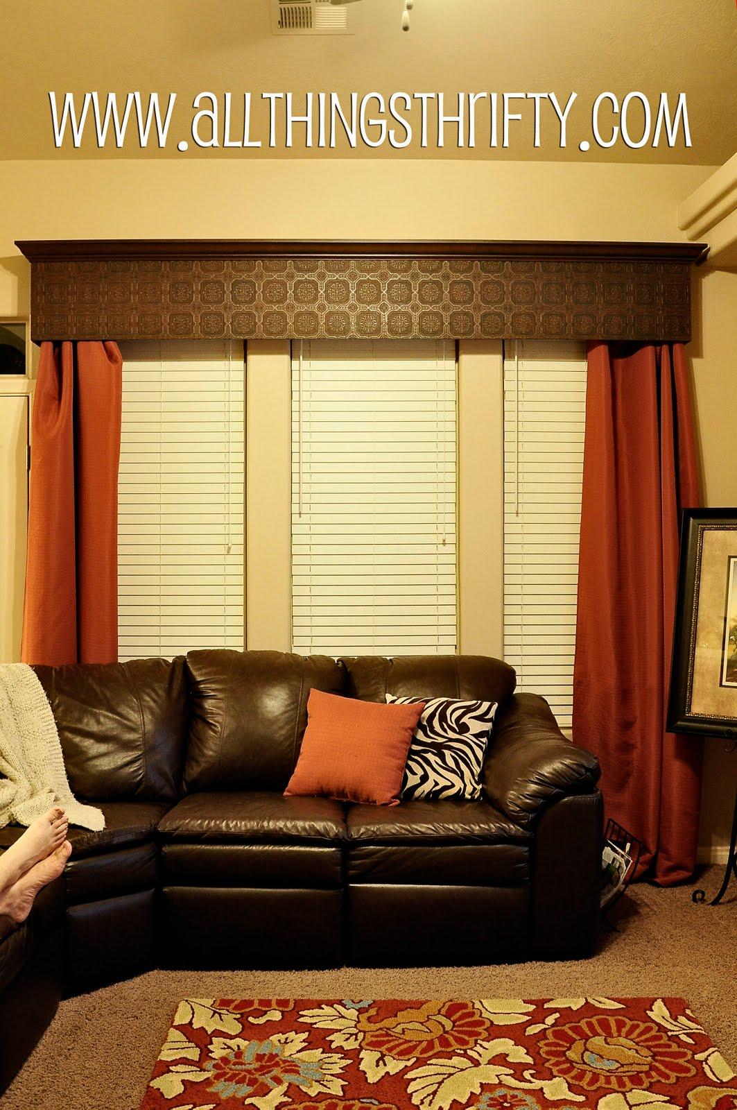 Super Cute Window Valance Idea