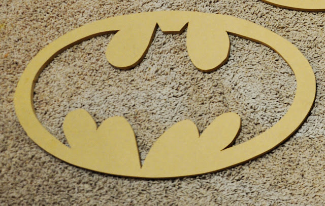 Batman Wall Art All Things Thrifty