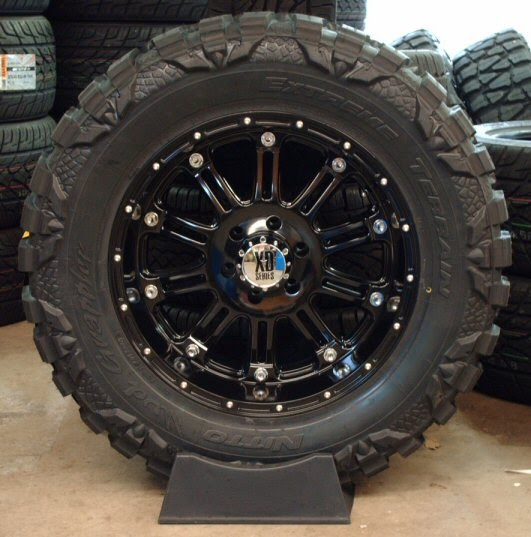 Autosport Plus Custom Wheels For Lifted And Offroad 4x4
