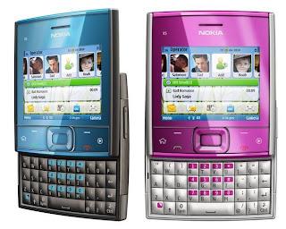 Nokia X5 01