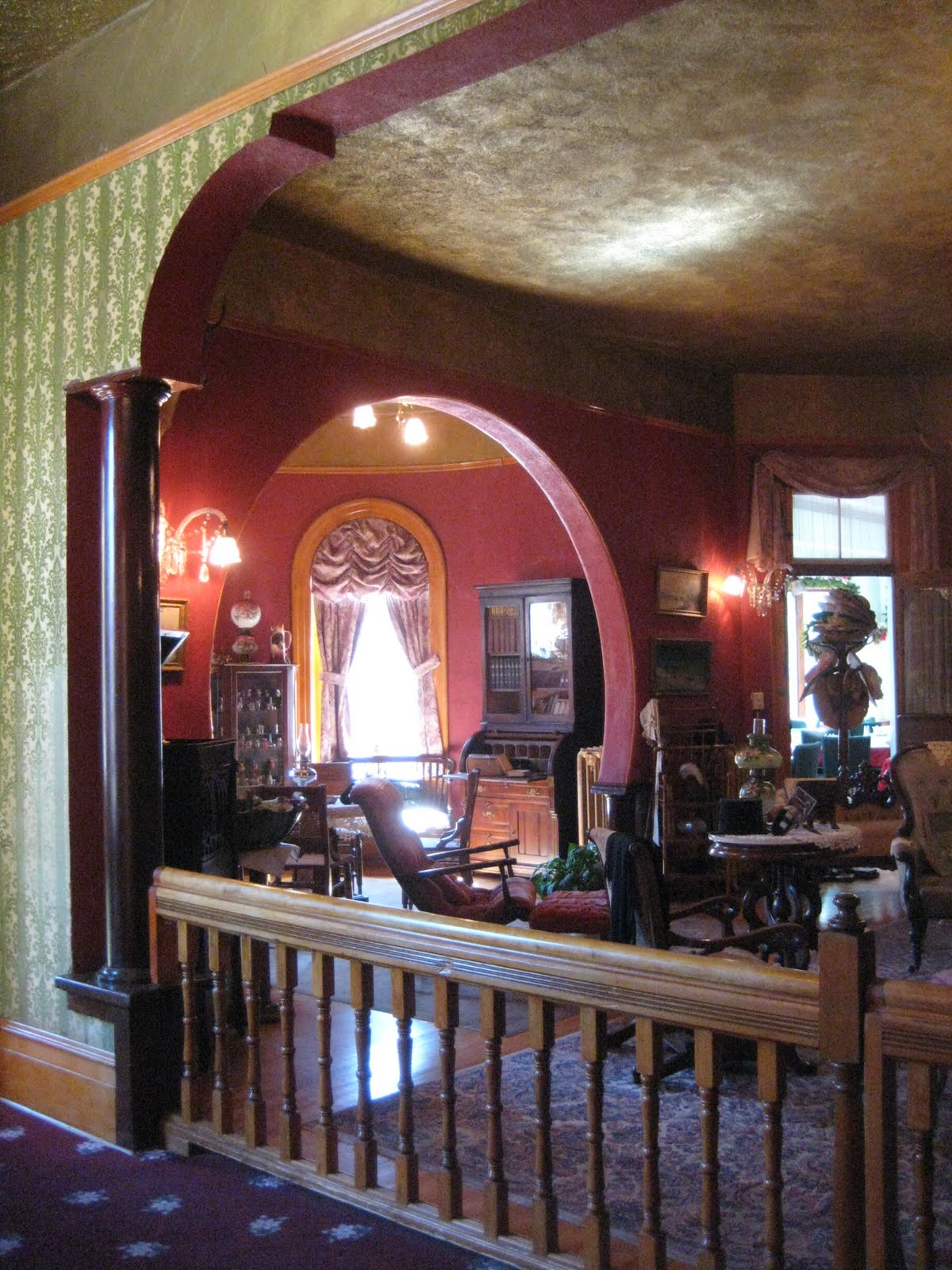 Pikes Peak Coffee >> Why Architects Drink: Monday Visual Inspiration: Miramont Castle, Manitou Springs CO