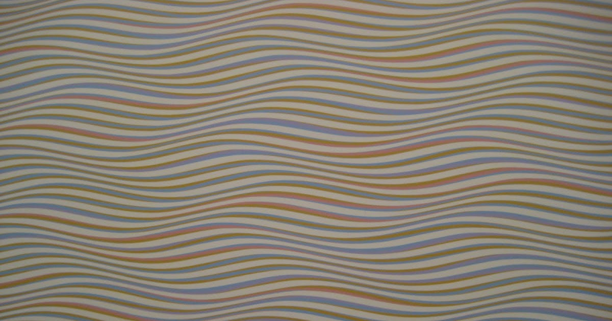 nga waiata: BRIDGET RILEY AT TATE MODERN