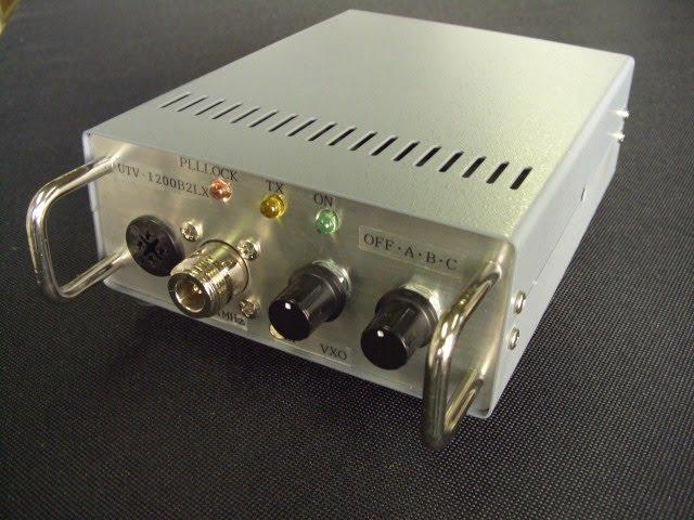QRP JAPAN: 1200MHz Transverter from Maki-Denki