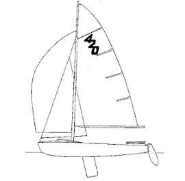sailing coach 420 tuning guide boat set up english. Black Bedroom Furniture Sets. Home Design Ideas