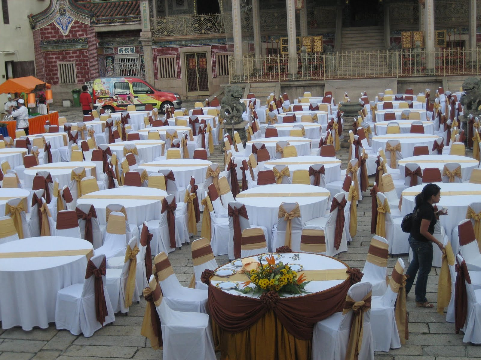 banquet chair covers malaysia office yoga ball jinaco enterprise booth specialist chairs