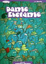 libro aventuras dibujadas -DANTE ELEFANTE