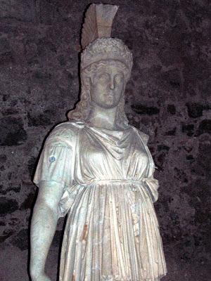 Minerva din Musei Capitolini