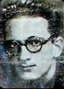 Virgil Gheorghiu pe când era acasă