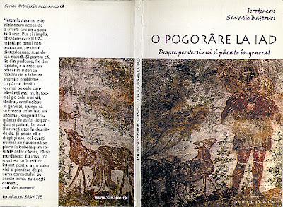 O carte gravă, minunat gândită, perfect scrisă, unică în cultura noastră ortodoxă