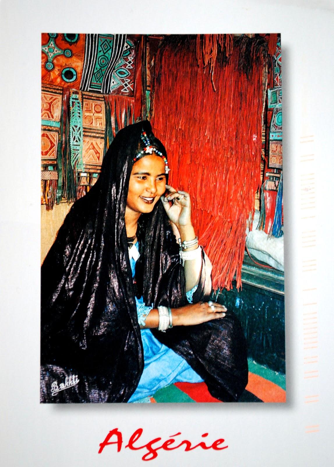 kobieta w algierii