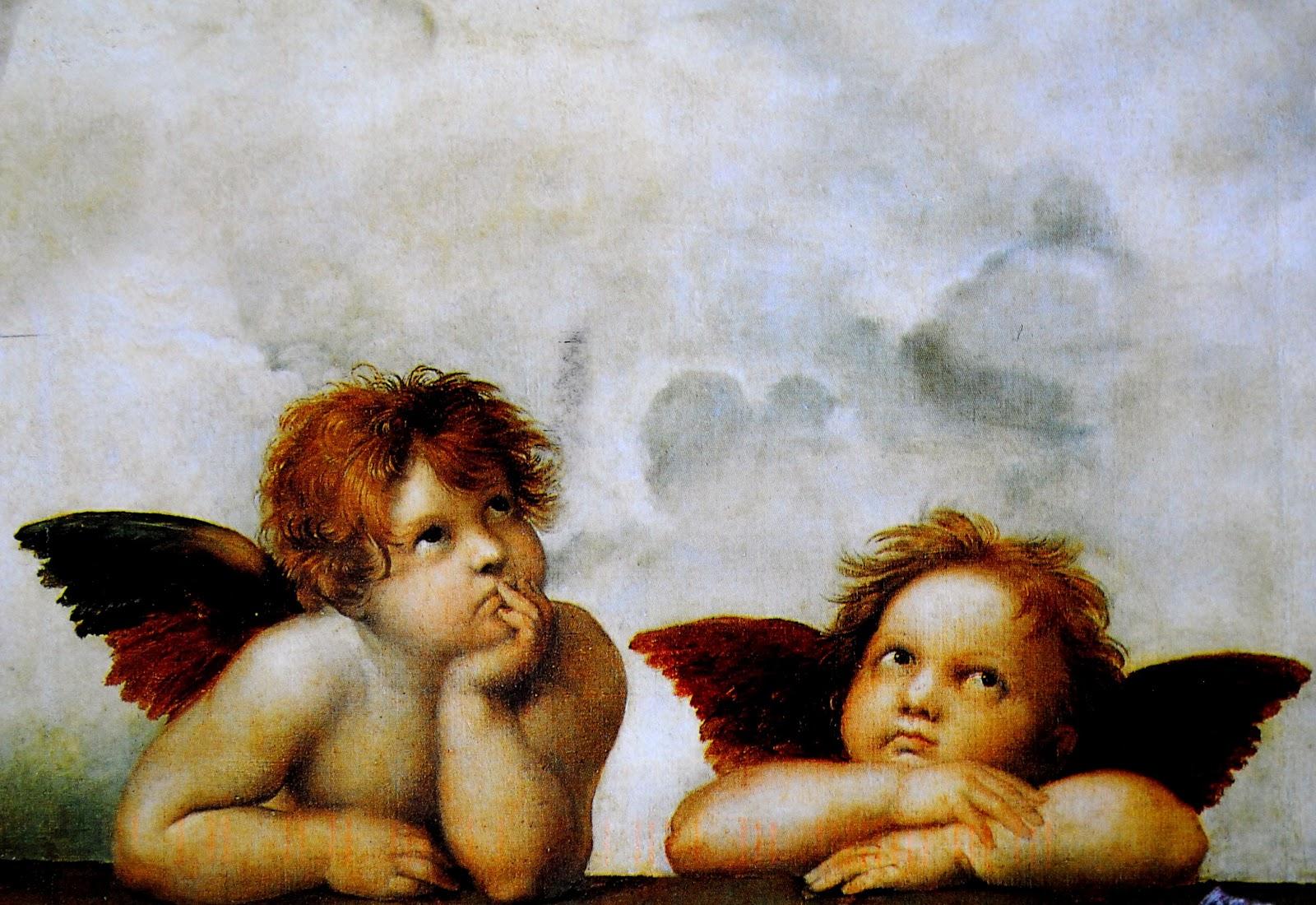 rubensowski anioł