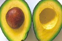 abacate - Textura e força aos cabelos com Manteiga de Karité
