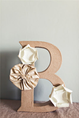 DIY Flowers by Posh Paperie