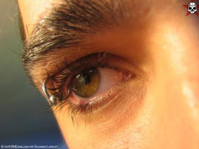 Eyelid Piercing Eye Piercing ~ ...