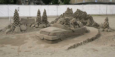 Figuras de arena
