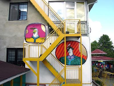 Grafiti UNIK ala UKRAINA